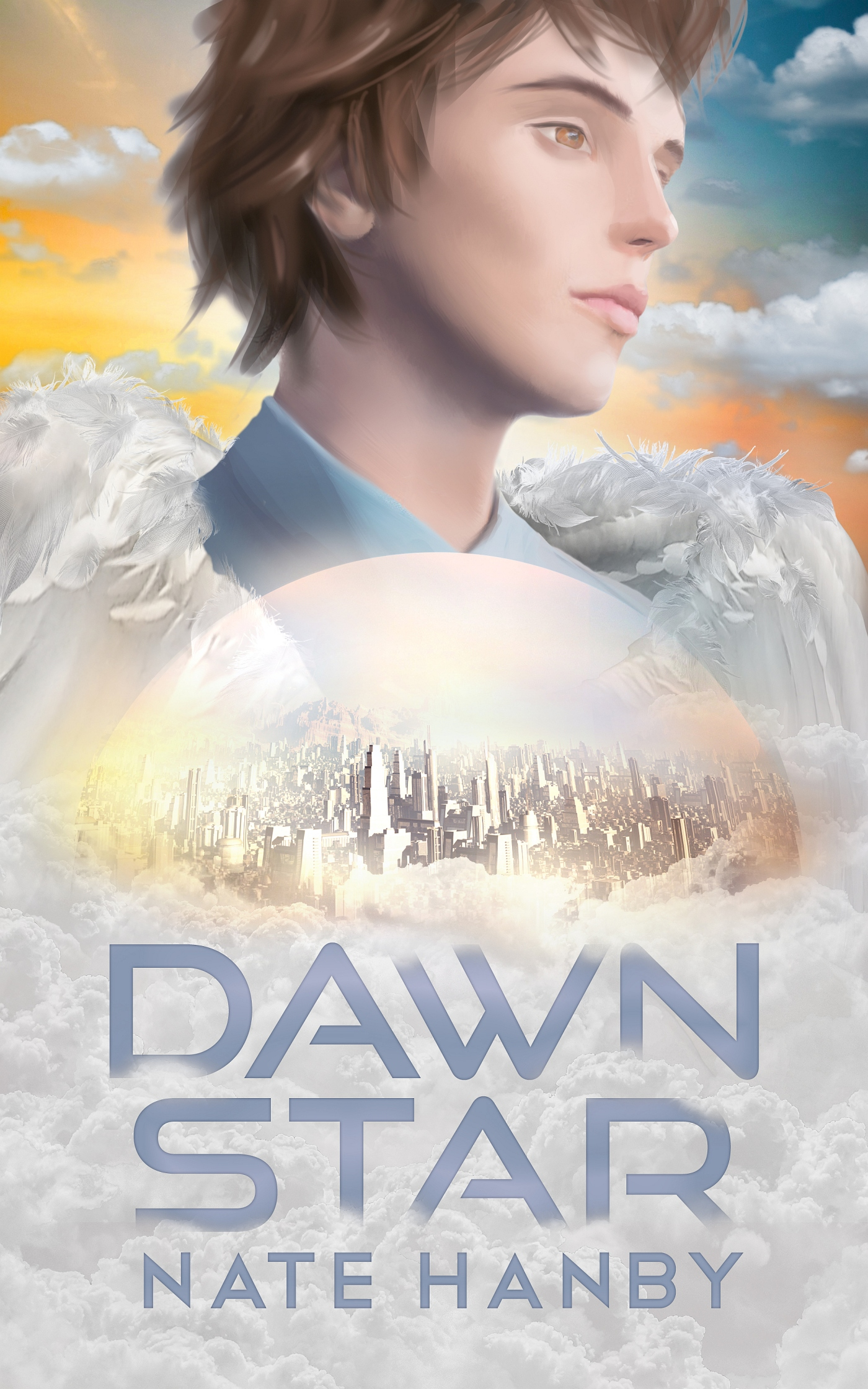#freebooks – Dawn Star–Hard Sci-Fi thriller. Includes: A floating city on Venus, inhabited by genetic-engineered winged humans plotting to conquer Earth.